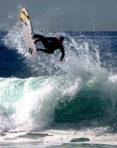 Surfboard high
