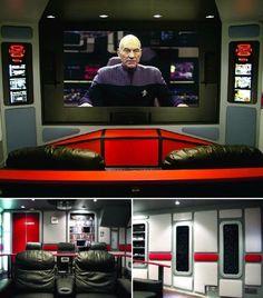 Star Trek Original series bridge
