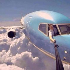#aereo #selfie