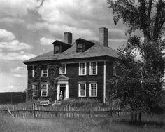The most well known of all ghosts in New Hampshire is that of Ocean Born Mary. The story of Mary, which began when pirated captured the ship she was travelling on as a baby in 1720, and who died 94 years later in Henniker NH, seems tailor made for a legendary ghost story. Instead, the story of Mary did not begin in 1720, or even 1814 when she died, it began in 1917 when Louis Roy moved to the town