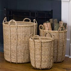 Palu Hampton Nesting Basket Set of 3 #laylagrayce