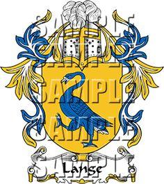 Lange Family Crest apparel, Lange Coat of Arms gifts