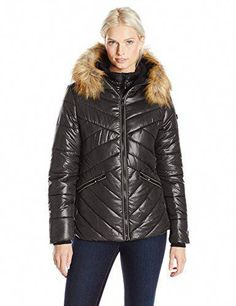3e9fc869561d Noize Womens Short Down Jacket Black XLarge -- You can get additional  details at the