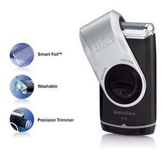 Braun M90 Men Mobile Shaver with Precision Trimmer New Great Gift Free Shipping Ship Worldwide >>> You can find more details by visiting the image link.