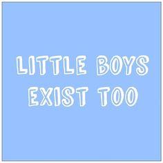 I really want a little boy friend you have nooooo idea :3
