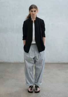 SS 2014, Y's Paris Collection (Yamamoto).