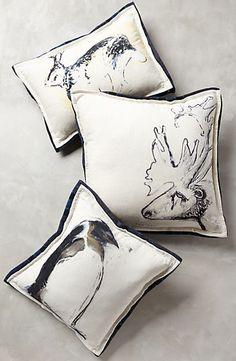 Adorable Pillows #anthrofave http://rstyle.me/n/s9u9nbh9c7