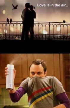 Sheldon is me. I am Sheldon.