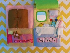 This page is a part of my Dollhouse mini quiet book. You can find the instructions for the doll and the kitchen page here, and the backyard page here. In the next couple of days I will post …