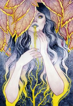 'Limerence' by Kelly McKernan
