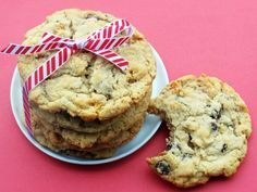 Buffalo chip cookies--using cornflakes and oatmeal, yum!