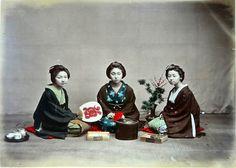 Le Japon en 1886 – De superbes photographies du Japon au 19ème siècle (image)