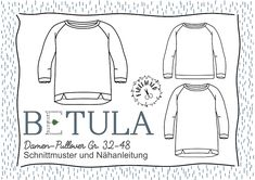 BETULA  (in German) makes a pretty sweater. One of my online students used it.
