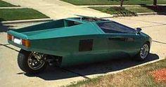 "My first Build. A vortex I called  the ""Green Machine"""