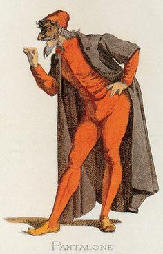 Pantalone - Stock character in Italian comedy