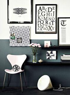 Half geschilderde muren | Éénig Wonen | Bloglovin'