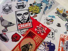 Печатаем любые наклейки, стикеры в Санкт-Петербурге. Отправляем по России! Vk.com/stickersprint stickers print