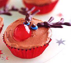 I dolcetti della renna Rudolph di Natale 2009. Speciale Natale - www.Sottocoperta.net