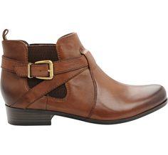 Belissa Leather Boot
