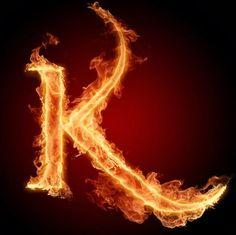 Flaming letter K wallpaper Alphabet Wallpaper, K Wallpaper, Wallpaper Keren, Mobile Wallpaper, Hacker Wallpaper, Wallpaper Gallery, Wallpaper Free Download, Wallpaper Downloads, Fire Font