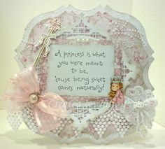 Magnolia Mini Little Cute Tilda and Vintage Magic Wand DSP http://julieprice3.wordpress.com/2013/07/29/sweet-princess/