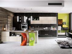 Cucina lineare moderna da #ArredissimA