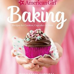 Amazon has the American Girl Baking: Recipes for Cookies, Cupcakes & More marked down from $19.95 to $10.19 and it ships for free with your Prime Membership or any $25 purchase. That is 49% off the retail price! American Girl Baking Recipes for Cookies Cupcakes More Find more Amazon deals here >> Prices change frequently,…