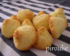 Congolais : recette ultra simple de petits fours sans farine ni gluten