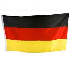 Germany fan flag