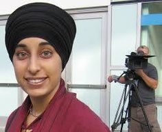 Sikhs are making a mark in the international arena, with their hard work and dedication. Harpreet Kaur was the first Sikh local news reporter in Washington, DC. She is also a noted documentary maker and her recent work 'The Widow Colony' is an attempt to document stories of the widows of 1984. You can take a look at her brilliant work here http://www.thewidowcolony.com/index.php She has done the whole community proud with her diligent efforts. #manjindersinghsirsa #delhi #punjab