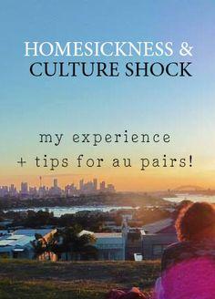 Homesickness & Culture Shock: my experience + tips for au pairs || © Joyce Dekkers || Via @vegannomad #aupair