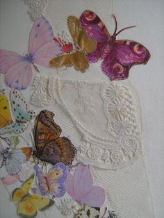 Detail of Madame Butterfly #shoe #art #killerheels