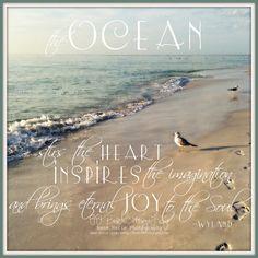 BREATHE Deep the Sea Air COASTAL Seaside Path Dunes Fence Ocean Waves Inspirational Quote: René Marie Photography/ Beach Cottage Life