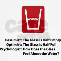 Psychologist Glass Long Sleeve T-Shirt