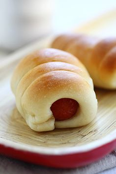 Hot Dog Rolls for National Hot Dog Day today!