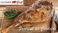 Festival do Cordeiro na churrascaria Meat shop grill em Florianópolis, Santo Antonio de Lisboa, Brasil