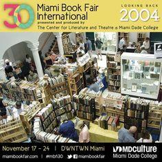 Antiquarian Annex at MBFI 2004 #bookfair #Miami