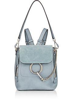 Chloé Faye Small Backpack - Backpacks - 505224553