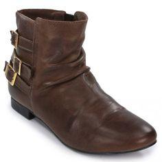 Ankle boot café BER91708___009