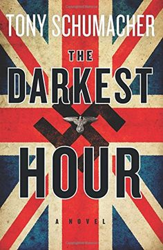 This is a really great book. I can say that because I read it as it was being written and it was agonizing having to wait for the next gripping instalment!  It's not just me - The Darkest Hour has had some truly fabulous reviews. The Darkest Hour: A Novel by Tony Schumacher (He's on Twitter @tonyshoey and Facebook: Tony Schumacher Author ) http://www.amazon.com/dp/0062339362/ref=cm_sw_r_pi_dp_4xXiub0N2RAK5