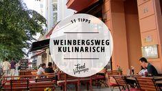 Zwischen Rosenthaler Platz und Kastanienallee liegt der Weinbergsweg. Kulinarisch hat dieser einiges zu bieten, von gesunden Bowls bis zum Dim-Sum-Dinner.