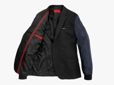 HUGO Astwood Blazer/Sports Jacket Hybrid