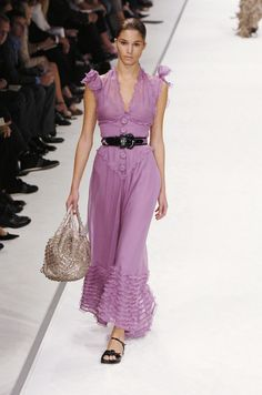 Fendi Spring 2006 Ready-to-Wear Collection