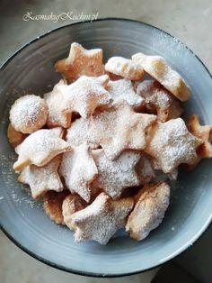 CIASTKA SEROWE Z 3 SKŁADNIKÓW – Zasmakuj Kuchni Healthy Dessert Recipes, Baking Recipes, Cookie Recipes, Desserts, How Sweet Eats, Homemade Cakes, Food Cakes, Christmas Baking, Sweet Recipes