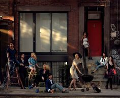 BADLOOKING: CLASS PHOTOS street style