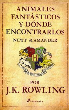 Animales fantásticos y donde encontrarlos Letras de Bolsillo: Amazon.es: J.K. Rowling: Libros