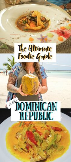 From foods to try to foodie experiences you have to have this foodie's guide to the Dominican Republic will have you completely covered! DR Food | Foods to Try in Dominican Republic | Foods to try in DR | Caribbean Food | Dominican Republic Food Guide | Food Guide to DR