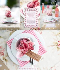 so cute~ bridal shower shabby chic tea party