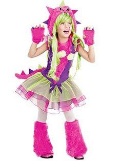 Child Fur-Ocious Creature Costume $27.98