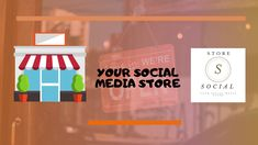 Your social media store Sounds Great, Digital Technology, Digital Nomad, Virtual Assistant, Appreciation, How To Become, Social Media, Make It Yourself, Learning